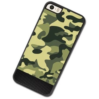 Camouflage color Phone Case For Apple iPhone 5c - intl Price Philippines