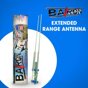 Baron Extended Range Antenna - BXR (Blue) Price Philippines