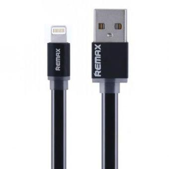 Harga Remax Quick Charge Lightning Cable (Black)