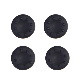 Harga 4x Universal Performance Thumb Grips Black for Play Station 4 Xbox One