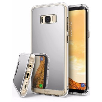 Harga Ringke Mirror Case for Samsung Galaxy S8 Plus (Silver)