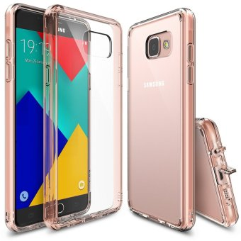 Harga Ringke Fusion Case for Samsung Galaxy A9 2016 (Rose Gold)