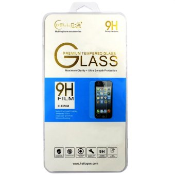Harga Hello-G Tempered Glass Protector for Samsung Galaxy J2 DTV