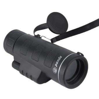 OH Day & Night Vision 40X60 HD Optical Monocular Hunting Camping Hiking Telescope Black Price Philippines