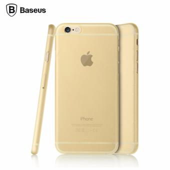 Harga Protec-Baseus Slender Series Case for iPhone 6 Plus / 6S Plus (Gold)
