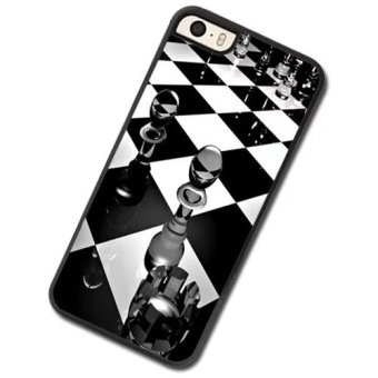 Interesting chess Phone Case For Apple iPhone 5c - intl Price Philippines