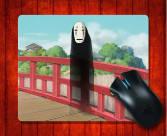 MousePad Spirited Away No Face for 240*200*3mm Mouse mat Gaming Mice Pad - intl Price Philippines