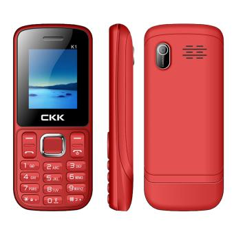 CKK Basic Phone K1 (Red) Price Philippines