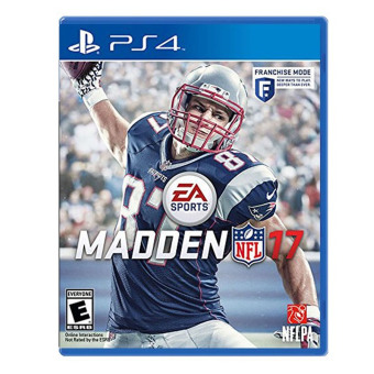 Madden NFL 17 (R1) for PS4 Price Philippines