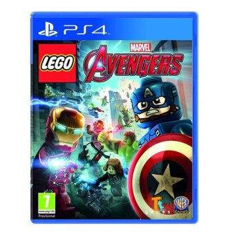 Harga LEGO Marvel's Avengers for PS4