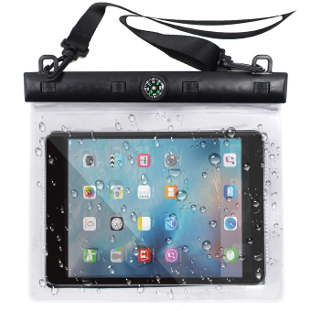 TECH GEAR Water Proof Case with Compass for iPad Mini (White) Price Philippines