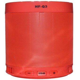 Harga Auxis HF-Q3 Multifunction Speaker (Red)