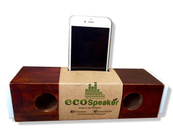 EcoSpeaker Wood Docking Station (Brown) Price Philippines