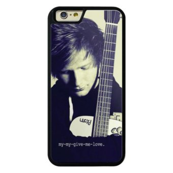 Phone case for iPhone 6/6s Ed Sheeran cover - intl Price Philippines