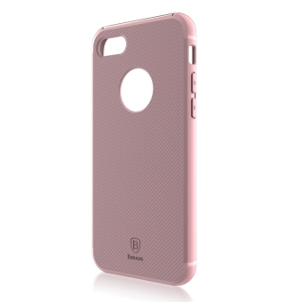 Harga Baseus Hermit Bracket Case Phone Shell for iPhone 7 Plus 5.5 Inch(Pink)