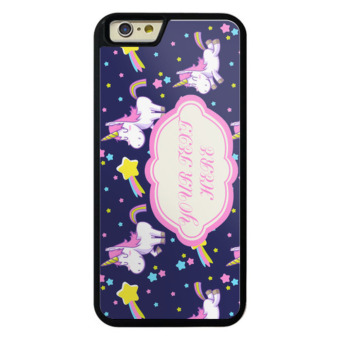 Phone case for iPhone 5/5s/SE Unicorn cover - intl Price Philippines