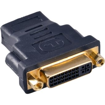 DVI-I Female to HDMI Female F/F Adapter Converter Coupler 24+5 pin Price Philippines