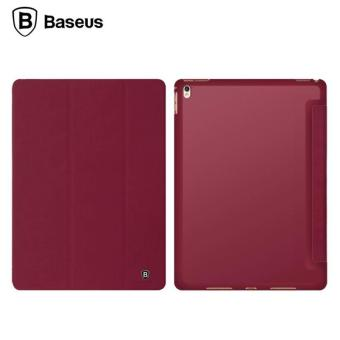 Harga Baseus for Apple for Ipad Pro 9.7 Inch Terse Series Multi-Function Standing Tablet Pu Leather Case intl