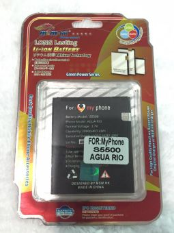 MSM HK Battery for MyPhone S5500 AGUA RIO Price Philippines