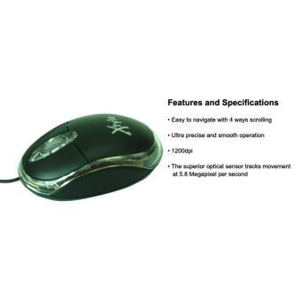 Xtyle USB Optical Mouse Price Philippines