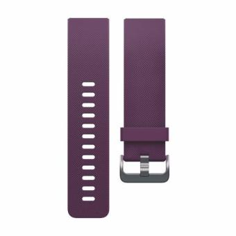 Fitbit Blaze Accessory ClassicBand - Large (Plum) Price Philippines
