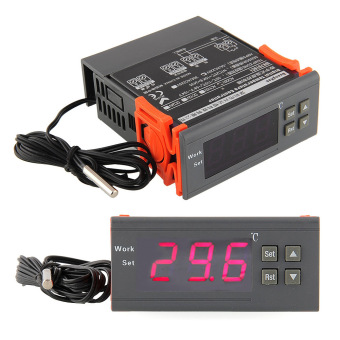 OEM 220V Digital LCD Display Temperature Controller Thermostat Price Philippines