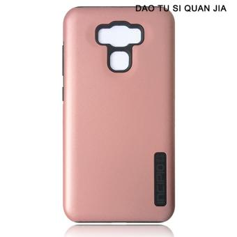 Incipio Silicone / TPU Back Case for Asus Zenfone 3 Max ZC553KL(Rose Gold)