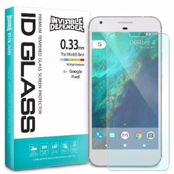 Invisible Defender Tempered Glass [0.33mm] The Ultimate ClearShield Screen Protector for Google Pixel