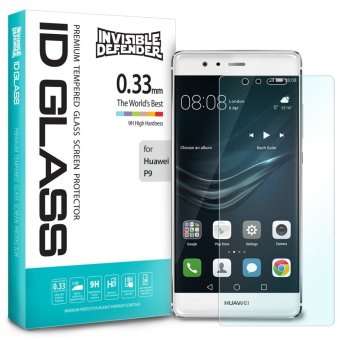 Invisible Defender Tempered Glass [0.33mm] The Ultimate ClearShield Screen Protector for Huawei P9