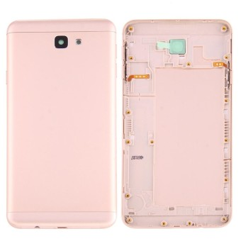 iPartsBuy for Samsung Galaxy J7 Prime / G6100 Battery Back Cover(Gold) - intl