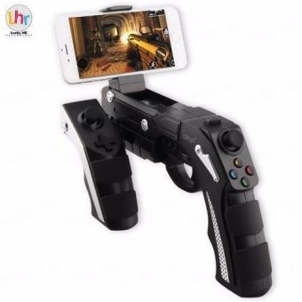 iPega PG-9057 Wireless Bluetooth Gun Style Game Controller (Black) Price Philippines