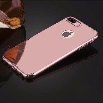 iPhone 6 / 6s Plus Phone Cases Luxury Mirror Protective Bumper Cover - intl