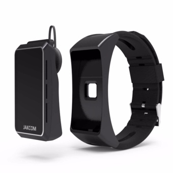 Jakcom B3 Smartband and Bluetooth Headset (Black) Price Philippines