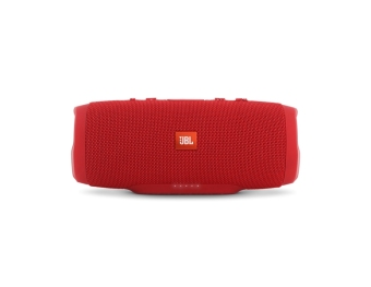 JBL Charge 3 Portable Speaker (Red)
