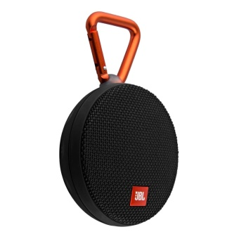 JBL Clip 2 Portable Waterproof Bluetooth Speaker - Black