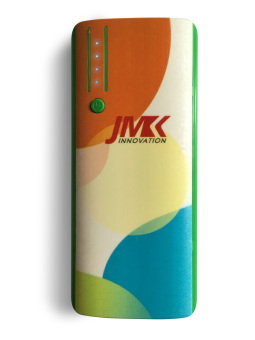 JMK 203 20000mAh Power Bank (Green)