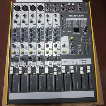 Kevler MIX-8FX Professional Mixer Price Philippines