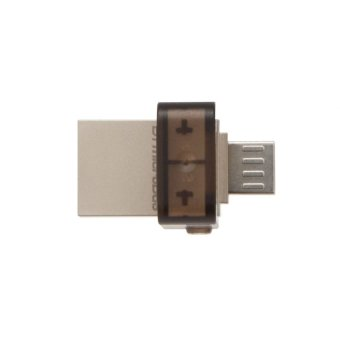 Kingston DTDUO 16GB OTG Flash Drive (Brown) Price Philippines