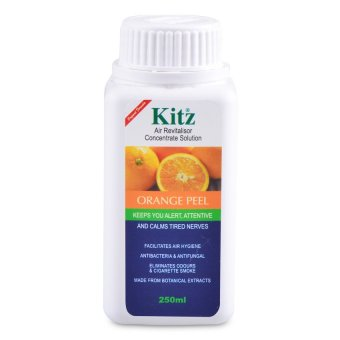 Kitz Air Revitalisor Concentrate Solutions Pure Botanical Extract250ml(Orange Peel) Price Philippines