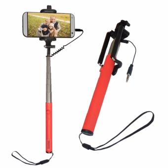 Kodak Foldable Monopod Selfie Stick Wired