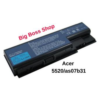 Laptop Battery For Acer 5520/as07b31