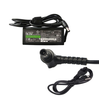Laptop Charger Adapter for Sony vaio notebook 19.5V 2A(6.5mm*4.4mm)