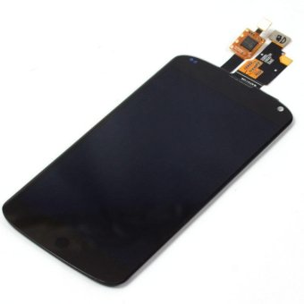 LCD Display+Touch Screen Digitizer Assembly BTWG Fr LG Google Nexus4 E960  Black - intl ae5fc60123