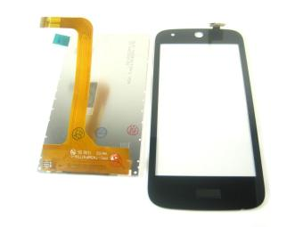 LCD Display+Touch Screen Digitizer Repair For Acer LiquidZ330~Black - intl