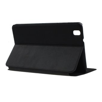 Leather Cover for Samsung Galaxy Tab Pro 8.4 T320 (Black)