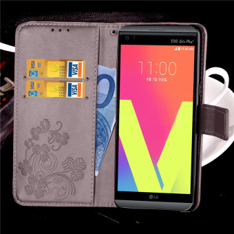 LG V20/V20 card instert support phone case shell