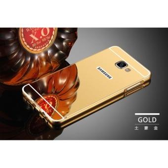 Luxury Mirror Bumper Anti-Scratch Bright Protective Case For Samsung Galaxy A710/A7 2016