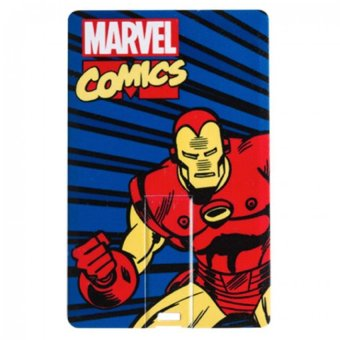 Marvel Ironman 8GB USB Card