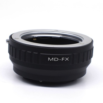 MD-FX Minolta MC MD mount lens to Fujifilm Fuji FX Mount X-Pro1 XPro 1 Camera Adapter - intl Price Philippines