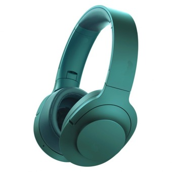 MDR-100ABN 103dB Stereo Subwoofer Wireless Bluetooth Headset(Viridian Blue) Price Philippines